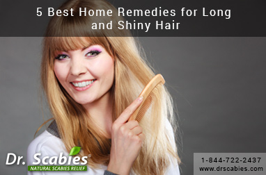 5 Best Home Remedies for Long and Shiny Hair