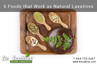 5 Foods that Work as Natural Laxatives