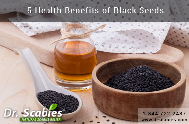 5 Health Benefits of Black Seeds