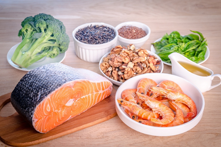 5 Omega-3 Exceptional Food Items You Can Add to Your Diet!