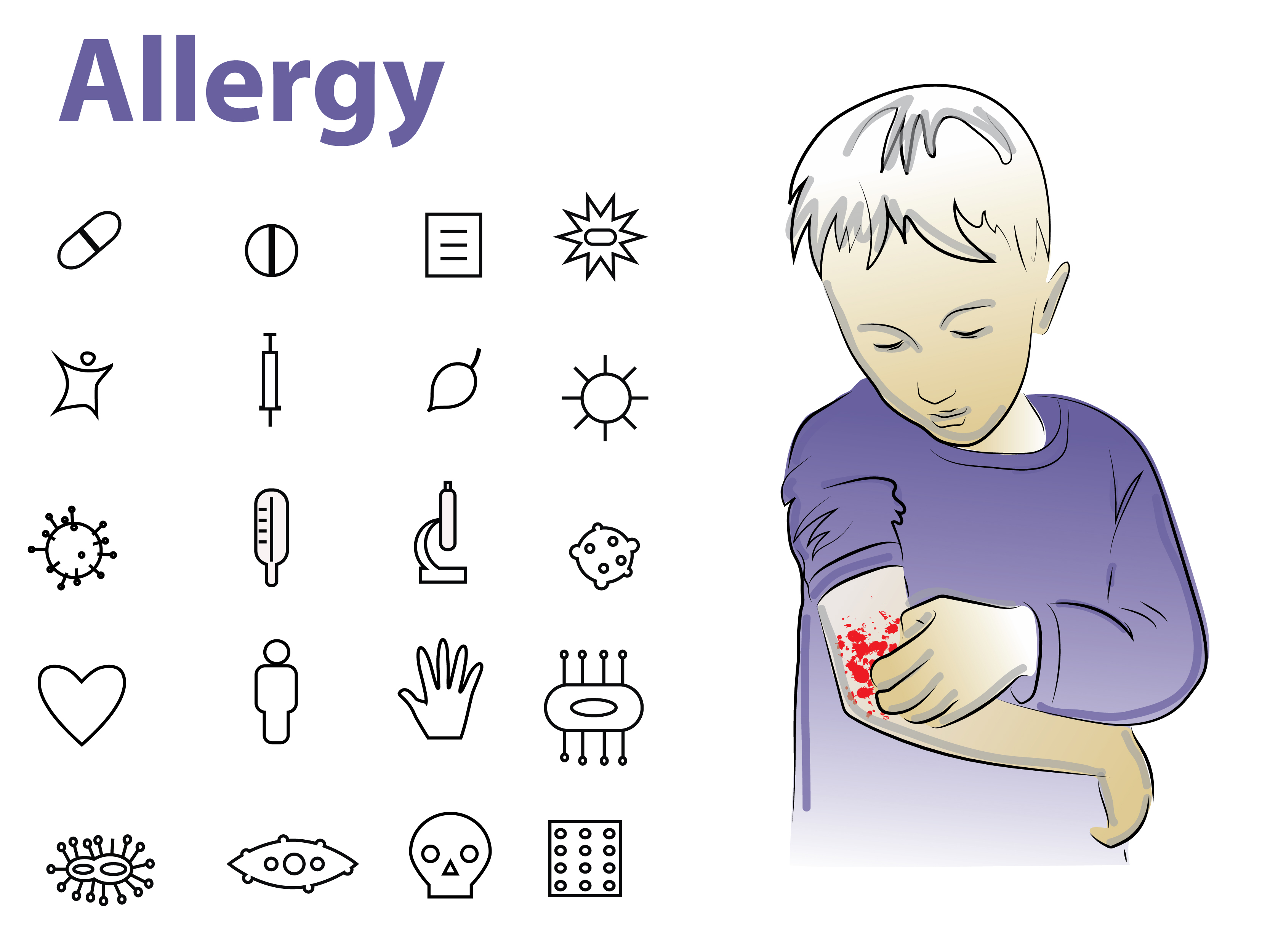 How to Treat Scabies in Kids?