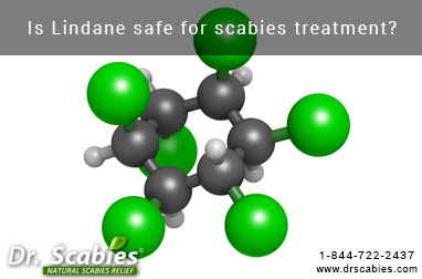 Is Lindane Lotion safe to use for Scabies Treatment