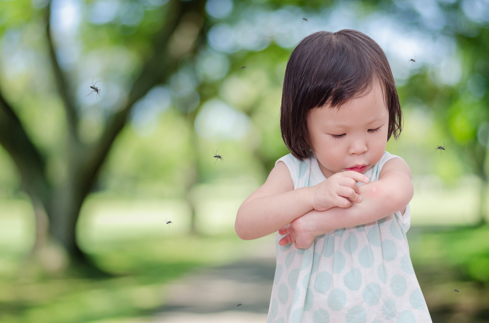 Treatment of Rashes in Kids