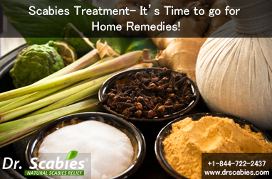 Scabies Treatment- It's Time to go for Home Remedies!