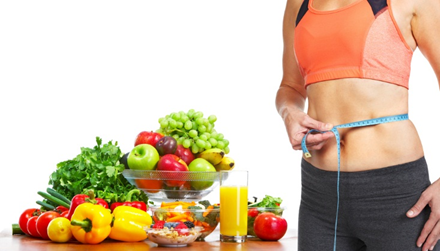 Tips to Fight Body Fat with FOOD
