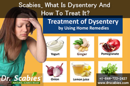 What Is Dysentery And How To Treat It?